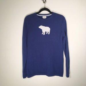 L.L. Bean 💯 cashmere sweater 🐻🐻